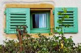 Green window