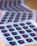 Dec 14: Christmas stamps