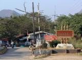 Three Pagodas - Burma Border