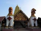 Sangkhla Buri - Wat Wang Wiwekaram