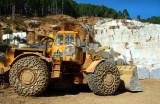 The marble quarry, Thassos