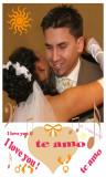 Warren's wedding