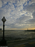 View over Margate Harbour