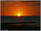 Sunset over Minnis Bay 5