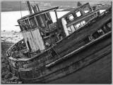 Abandoned fishing boats 1