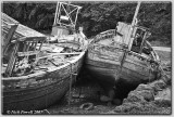 Abandoned fishing boats 2