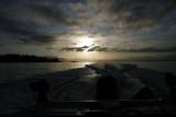 Barkley Sound at dawn