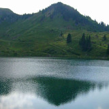 Lac de Lioson Suisse/Switzerland