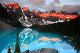 Morraine Lake - Banff National Park