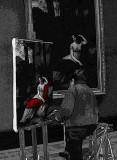 Painter Paris
