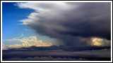 Clouds Above Cuba