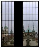 Window View - Charles Bridge Tower