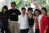 Corpuz Manila Visit, December 2006