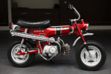 1972 Honda DAX CT-70 Trail Bike