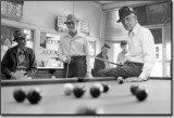 Old-Timers Pool Game