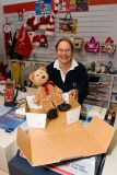 Helen at the Golden Grove Village Post Office is very good at making up boxes