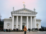Today I visit Vilnius, the capital city of Lithuania!