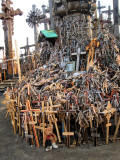 Frimpong on the Hill of Crosses