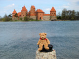 Trakai, the ancient capital of Lithuania!