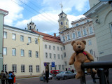 Vilnius University & The Church of St. Johns