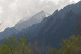 Bear Peak and Flatirons
