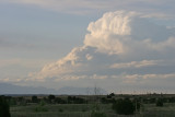 Front Range Thundercloud