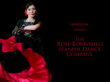 Rose Borromeo Spanish Dance Company Singapore