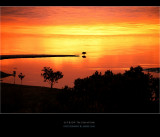 ¤i±m . ªÀ¤l®q Sets Island : The Color of Dusk