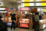 Ventas Tradicionales en el Interior de las Estaciones de tren