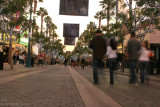 Zona Peatonal en Santa Monica