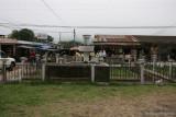 Parque Frente al Mercado