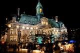 IMG_1414-Hotel de ville de Montreal - nuit