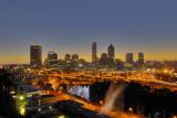 Perth City - Dawn