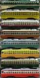 PCC Streetcars