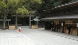 Meiji Shrine Tori