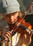 Littlest Violinist