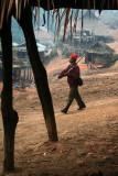 Akkha village - Muang Sing - Laos Going hunting with a pouder riffleMore