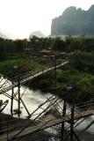 Peacefull Vang Vieng - Laos