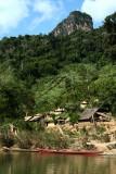 Between Pak Tha and Luang Nam Tha - MAGINIFIQUE - Laos
