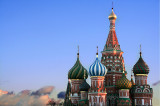 St. Basil's Cathedral - last light