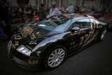 The mighty Veyron
