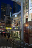 Eatons Centre Entrance, Toronto, Christmas