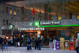 Starbucks, Toronto, Christmas