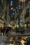 Inside Eatons Centre, Toronto.