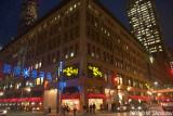 Bay on Yonge and Queen, Toronto, Christmas