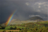 Rainbow over Llan 2