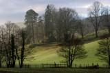 Barn at Ganllwyd