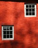 Small windows.