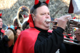 Devil Trumpet Player