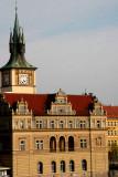 Church tower from Bridge